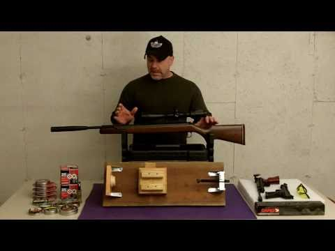 Air Rifle Spring Compressor DIY