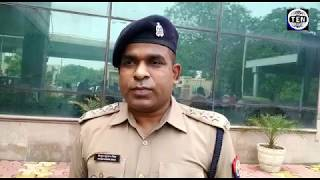 CO 2 Piyush Kumar Singh briefs media about the murder held at UFLEX Noida | Ten News