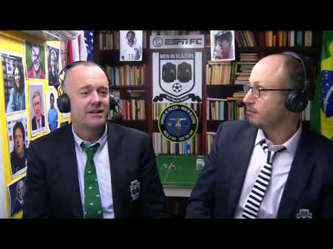 Men in Blazers: Boot Room Extra, FIFA World Cup 2014, Day 17