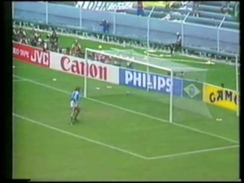 World Cup Mexico 86 Top 20 Goals BBC