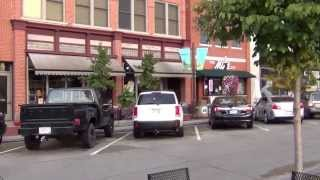 Wausau Wisconsin Downtown Overview - 400 Block & 3rd Street