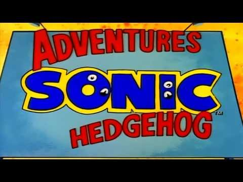 The Adventures Of Sonic The Hedgehog - Opening Intro ᴴᴰ