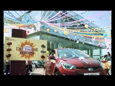 Hyundai December Delight Car Festival New Ad