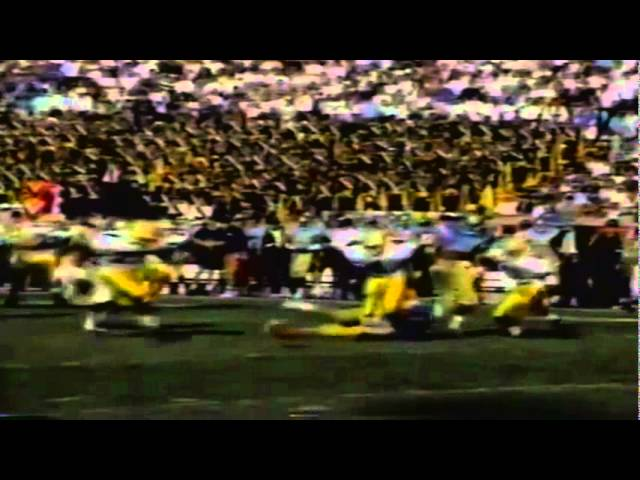 Postgame interviews with Oregon players after UO - UCLA game 11-16-91