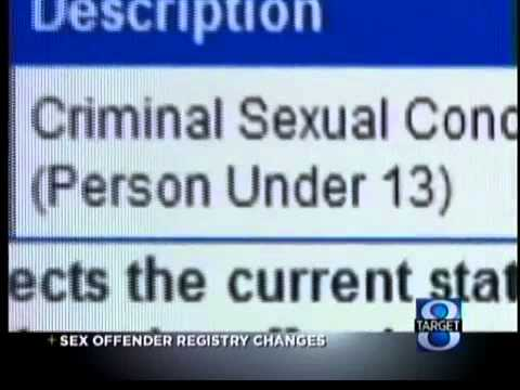 'Romeo-Juliet' off MI sex offender list