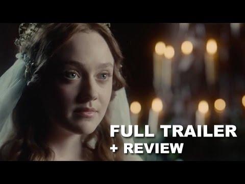 Effie Gray Official Trailer + Trailer Review - Dakota Fanning : Beyond The Trailer
