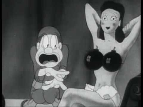 Private SNAFU - Booby Traps (1944) - World War II Cartoon Music Videos
