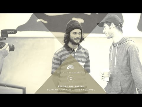 BATB X | Before The Battle: Luan Oliveira vs. Torey Pudwill