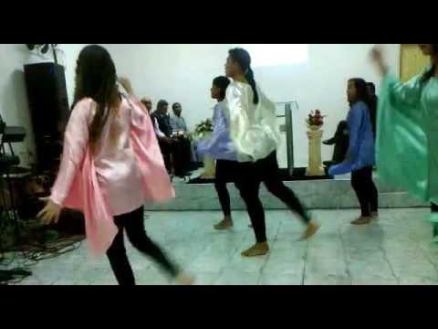 Coreografia da música O Extraordinario do Jotta A