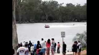 THE JUDGE - 2010 ROBINVALE 80 WATER SKI RACE