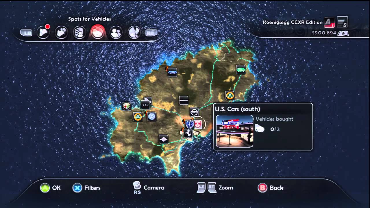 gta car meet locations hawaii