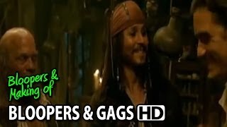 Pirates of the Caribbean: Dead Man's Chest (2006) Bloopers Outtakes Gag Reel