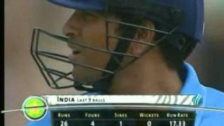 Longest Six by Sachin