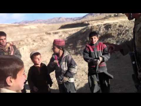 Afghanistan Children