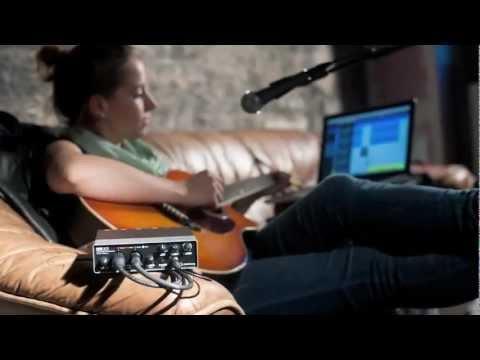 UR22 audio and MIDI interface