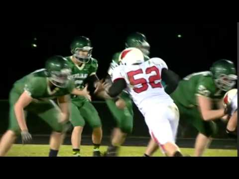 10/25/14 - Football - Rushford-Peterson 66, Bethlehem Academy 20