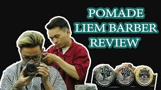Review POMADE LIEMBARBER