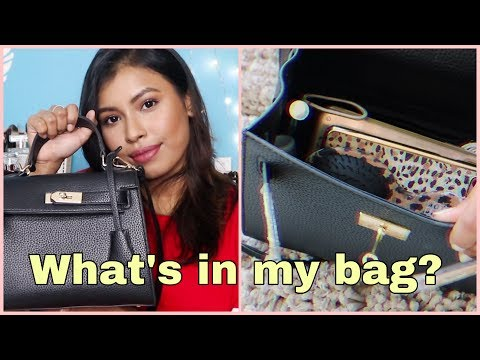 Whats In My Bag 2019 | Emergency Kit | Preeti Chaudhuri