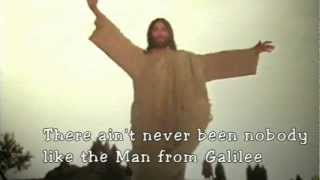 Larry Norman - The Man From Galilee - [Lyrics]