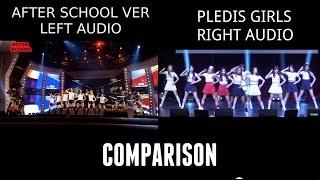 download lagu After School Vs Pledis Girl Bang gratis