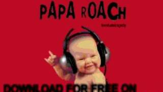 Watch Papa Roach Lovehatetragedy video