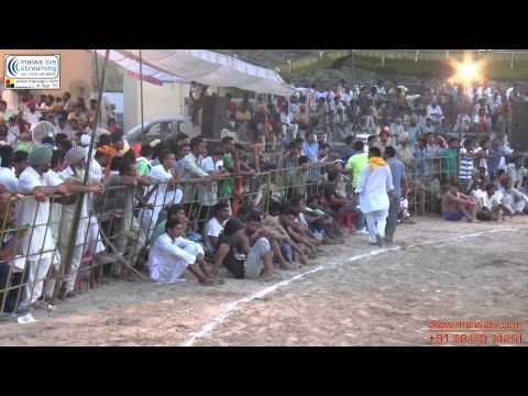 SANTUWALA (Zira) Kabaddi Tournament (HD). Aug - 2014. Part 3rd.