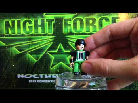 Moderately Geeky 2013 Gi Joe Convention Exclusives Review