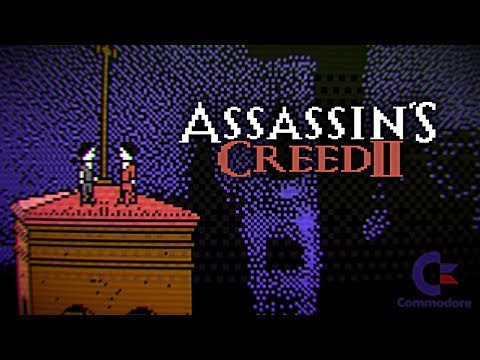Assassin s Creed II (Commodore 64) - Title Intro