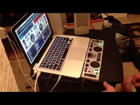 Mixing on Numark DJ2GO