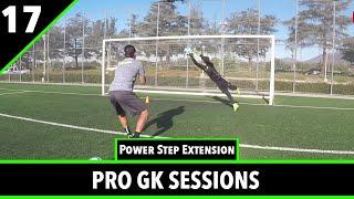 Session 15 | Goalkeeper Training | Pro GK Academy