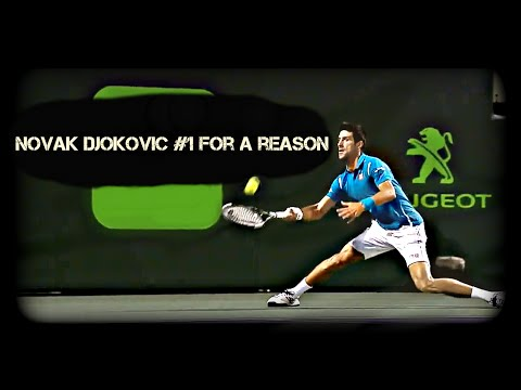 |Novak Djokovic| - #1 For a Reason 2016