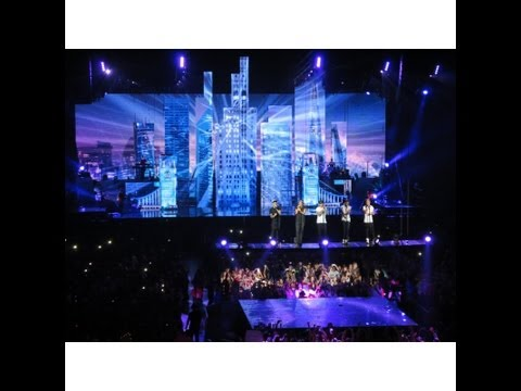 One Direction Concert August 10th 2013 in HD! STAPLES CENTER LOS ANGELES