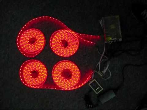 Digital RGB Dream Color LED Strip - www.novibo.com