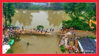 UNBELIEVABLE WHAT IS GOING ON IN CHINA ! END TIMES NEWS & STRANGE SIGNS 2018 TYPHOON EWINIAR