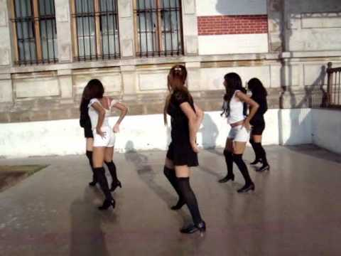 Cover Dance Black And White- Gna video