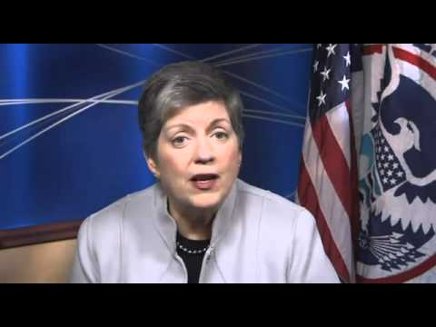Janet Napolitano, DHS,  Walmart and the Government Wants You to Look For Terrorists