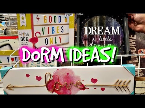 DORM SHOPPING ROSS APARTMENT ROOM IDEAS SHOP WITH ME JULY 2018