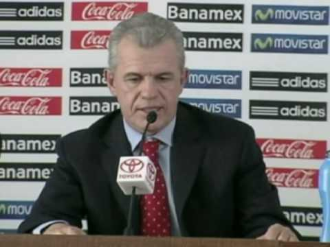 FIFA World Cup 2010 - Breaking news - Javier Aguirre the Mexico coach resigns