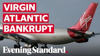 Virgin Atlantic files for bankruptcy as airline industry continues to suffer in coronavirus pandemic