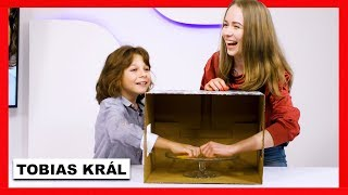 TOBIAS KRÁL - What's In The Box **challenge**