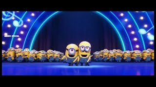 Despicable Me 3 2017 - Minion Idol Stage Song Scene