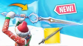 *NEW* SWORD IS INSANE! (INFINITY BLADE) | Fortnite Best Moments #93 (Funny Fails & WTF Moments)