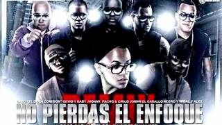 No Pierdas El Enfoque ★Remix★ - Gabo Ft.Genio y Baby Johnny, Pacho y Cirilo,Jomar y Wibal y Alex
