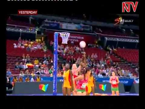 Netball World Cup: She-Cranes lose to Malawi