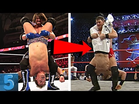5 Big WWE Wrestlers Who Started Out As Jobbers