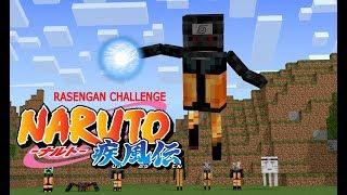 Monster School: Naruto Shippuden Challenge - Rasengan (Minecraft Animation)