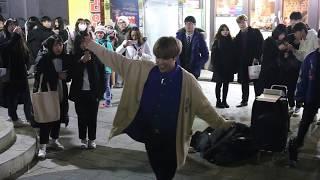 JHKTV]홍대댄스 디오비hong dae k-pop dance dob(ty hj) 에너제틱