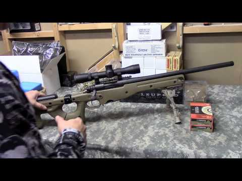 Zombie Sniper Rifle - Remington 700 AAC SD + Accuracy International Acis 2.0 Chassis