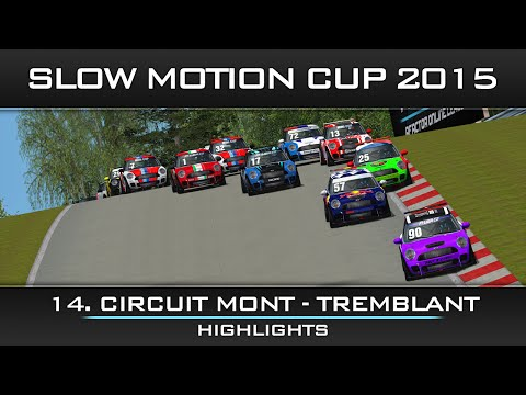 rFactor Mini Cup: Canada - Mont-Tremblant Highlights