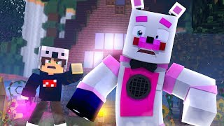 Funtime Freddy's Survival Game Disaster! Minecraft FNAF Roleplay